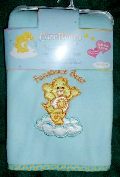 Care Bear Page